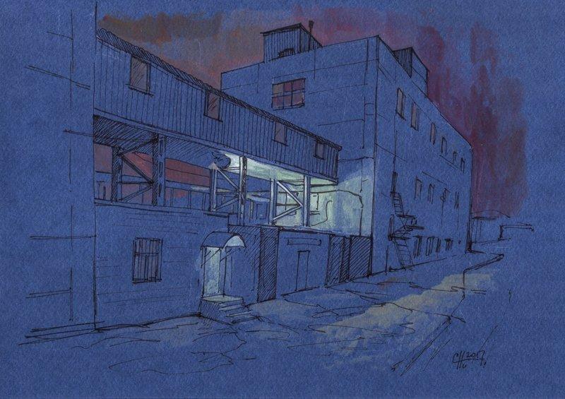 Городские зарисовки, которые вы ещё не видели (25фото)
