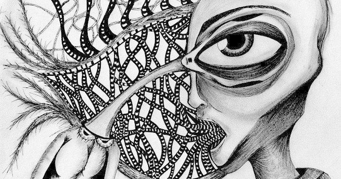 Иллюстрации, отображающие эмоции, мечты и воображение 16-летнего подростка (21фото)