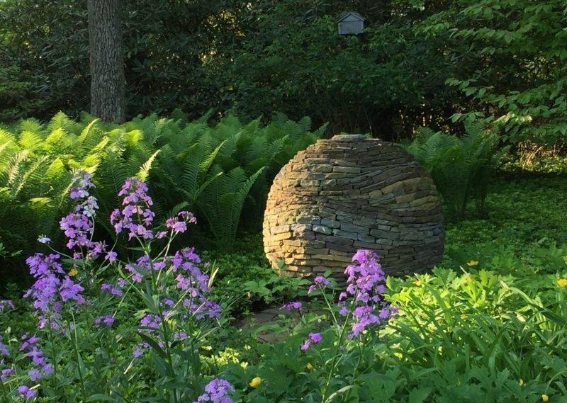 Каменные скульптуры Девина Дивайна, созданные без цемента и клея (14фото)