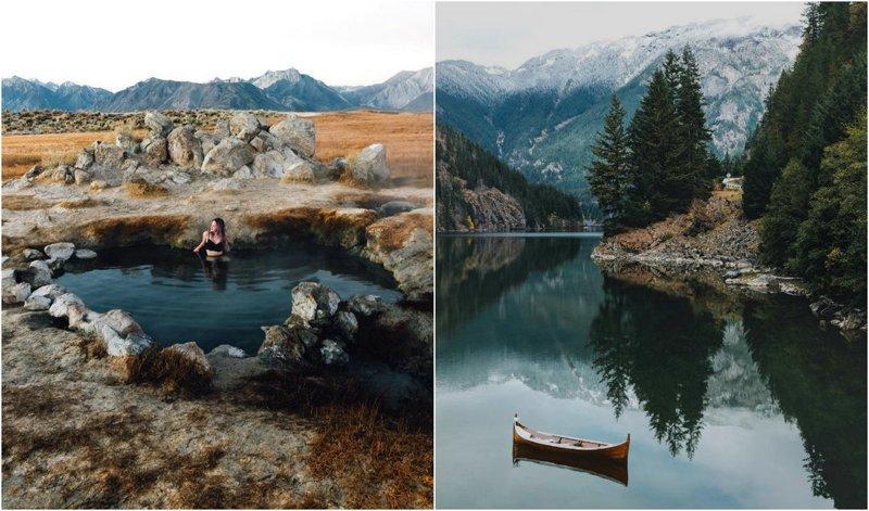 Потрясающие путешествия и приключения Келси Джонсон (26фото)
