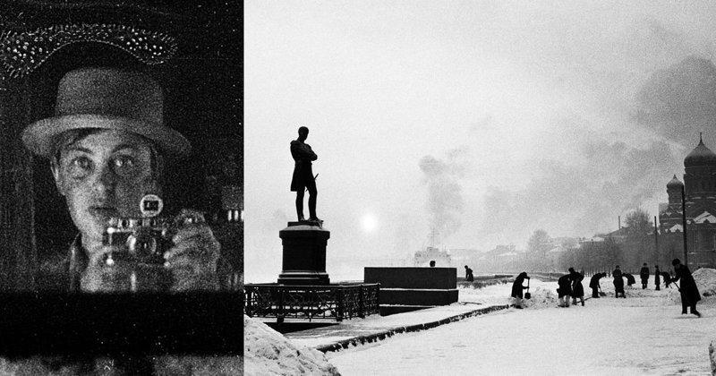 Работы ленинградского фотографа Маши Ивашинцовой, о которых при ее жизни никто не знал (22фото)