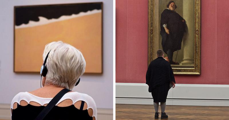 Фотограф провел в музеях целую вечность, чтобы сделать эти снимки (81фото)
