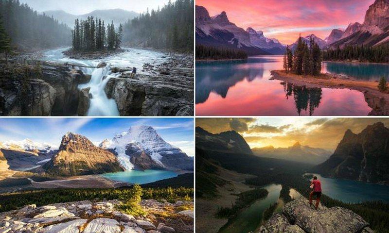 По самым живописным местам планеты: фотографы создают коллекцию потрясающих пейзажей (23фото)