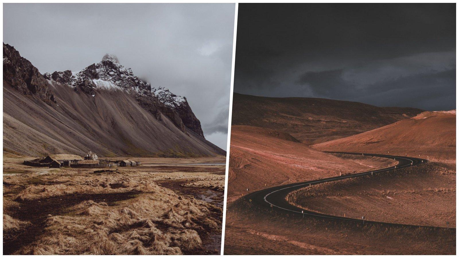 Холодная и величественная Исландия в объективе немецкого фотографа (23фото)