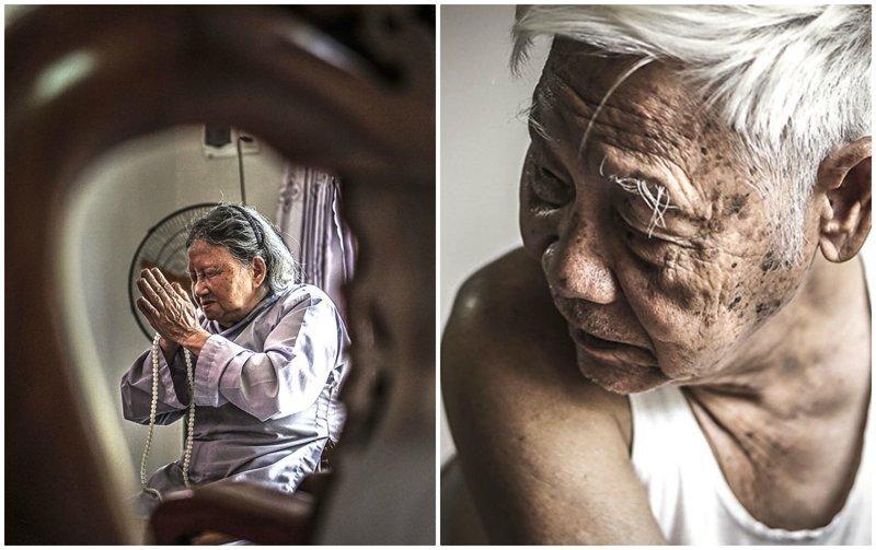 60 лет безграничной любви: вьетнамка фотографирует будни своих бабушки и дедушки (14фото)