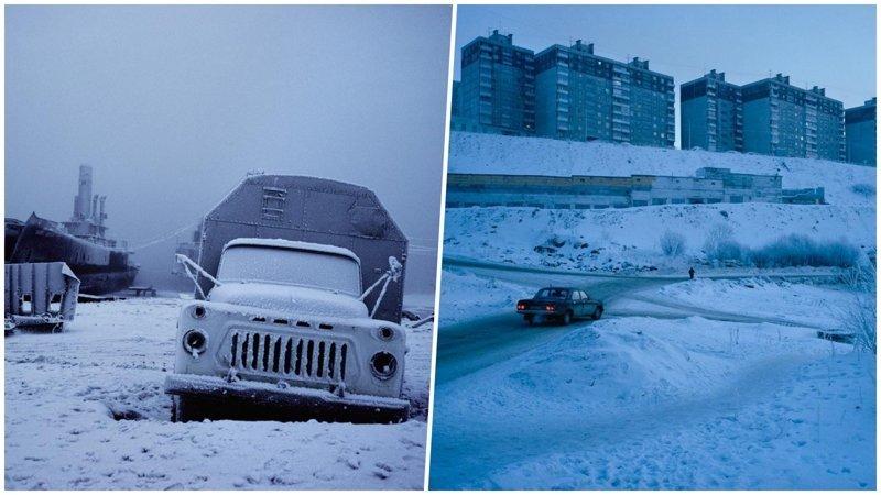Английский фотограф посетил русский север и сделал очень атмосферные снимки (25фото)