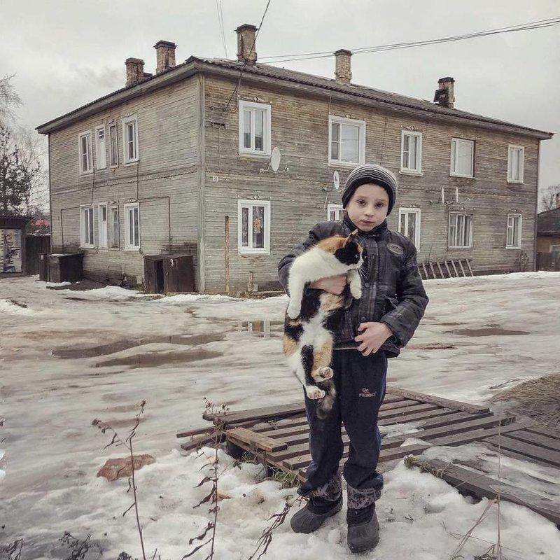 Российская провинция на снимках Дмитрия Маркова (17фото)
