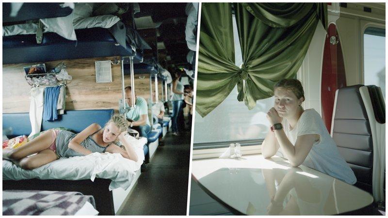 Как я ушла с работы после путешествия через всю Россию (13фото)