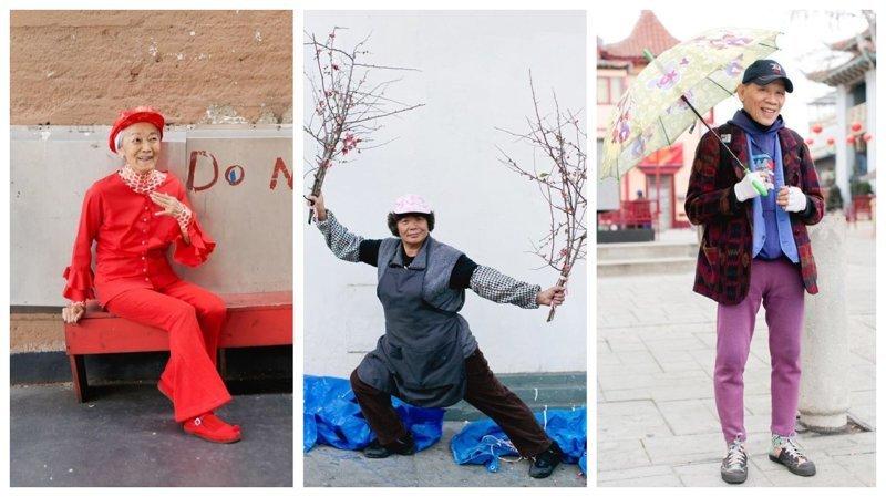 Фотопроект Chinatown Pretty: портреты пожилых китайцев, живущих в США (36фото)