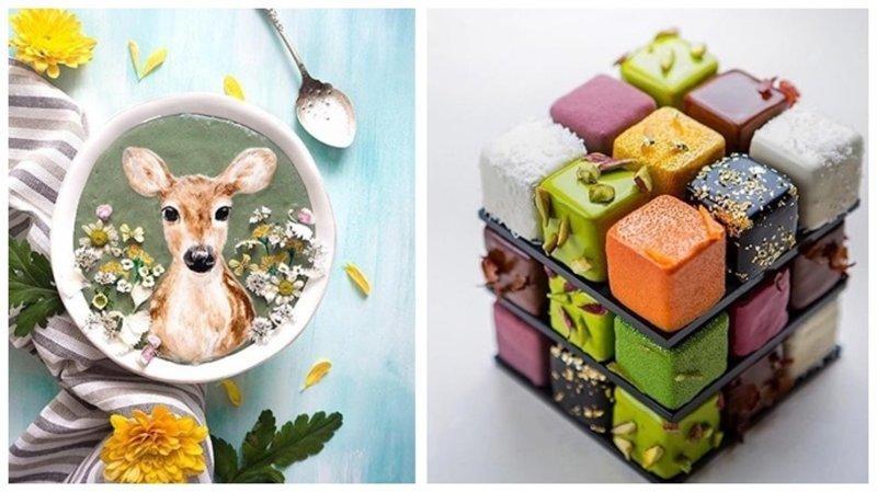 20 лучших произведений кулинарного искусства за 2017 год (21фото)