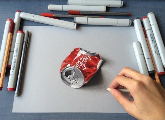 Творчество, которое оживает на глазах (8фото)