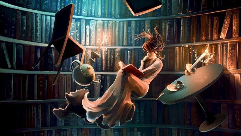 Художник-психолог из Франции создаёт красочные успокаивающие картины (22фото)