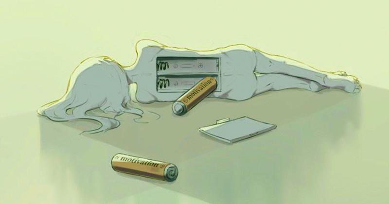 Человеческие чувства и эмоции в иллюстрациях японского художника (41фото)