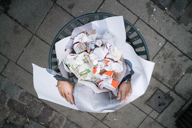 Случайные совпадения в уличной фотографии Пау Бускато (16фото)