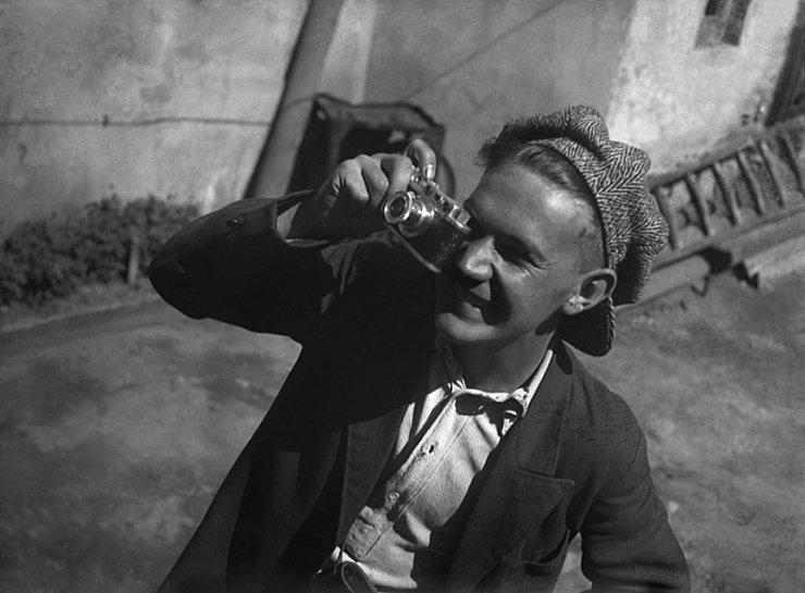 Евгений Халдей: фотограф эпохи (44фото)