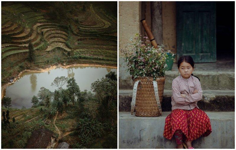 Колоритный Вьетнам: фотограф показала жизнь во вьетнамских поселениях (19фото)