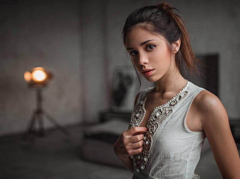 Красивые девушки на снимках Юрия Лямина (36 фото)