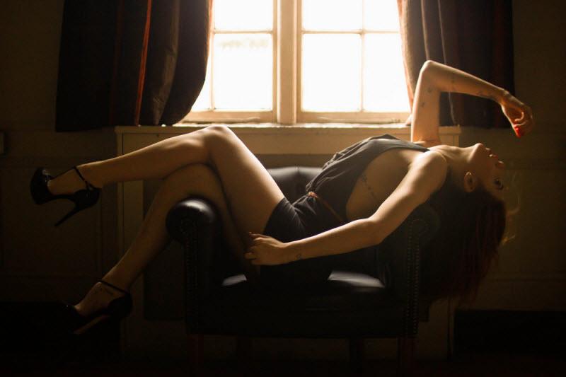 Красивые девушки на снимках Томаса Ван Кэма (35 фото)