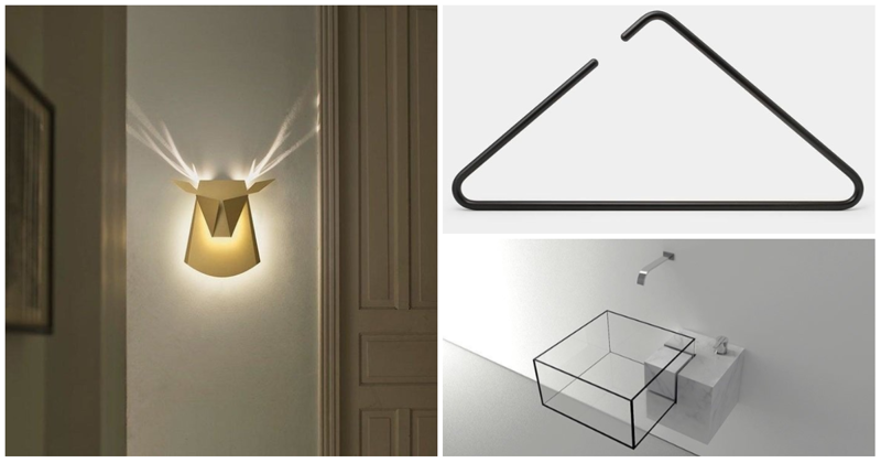 Чем проще, тем лучше: 35 примеров оригинальных дизайнерских решений в стиле минимализм (36фото)