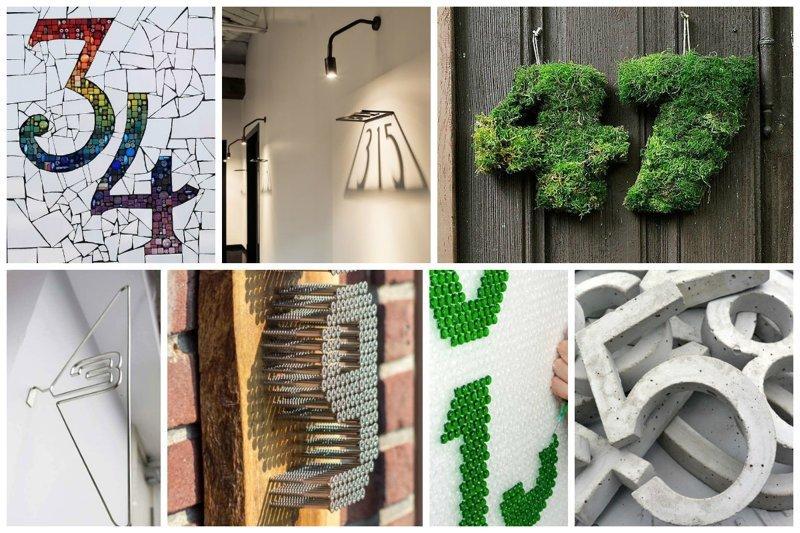 Супер-креативные идеи, которые не позволят никому забыть ваш адрес (34фото)