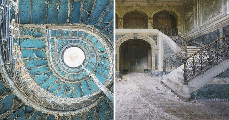 Заброшенные шедевры архитектуры (21фото)