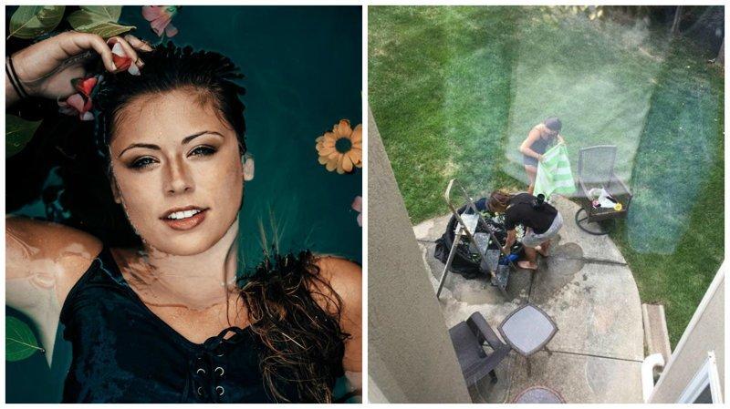 Как работают по-настоящему изворотливые фотографы (8фото)