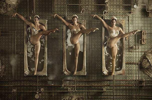 Олимпиада в стиле steampunk (13фото)
