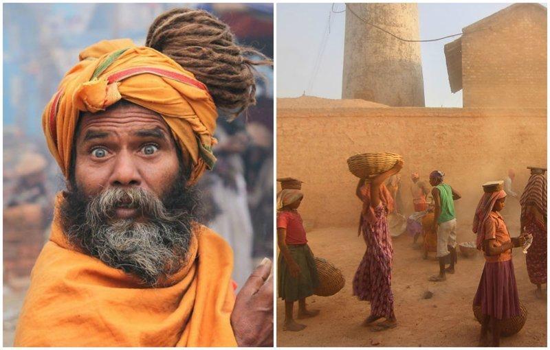 Индия - какая есть: колоритные индийские будни глазами местного фотографа (31фото)