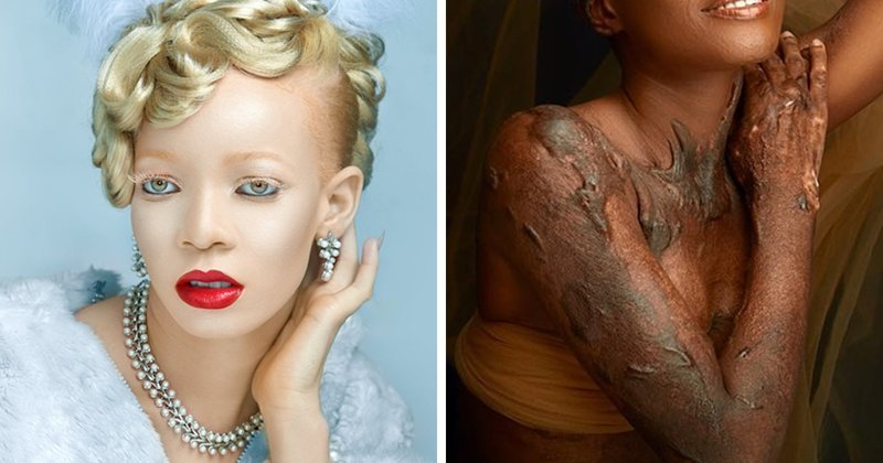 Фотограф из Нигерии снимает необычные лица Африки (23фото)