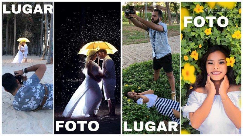 Бразильский фотограф честно показывает изнанку своей работы (36фото)