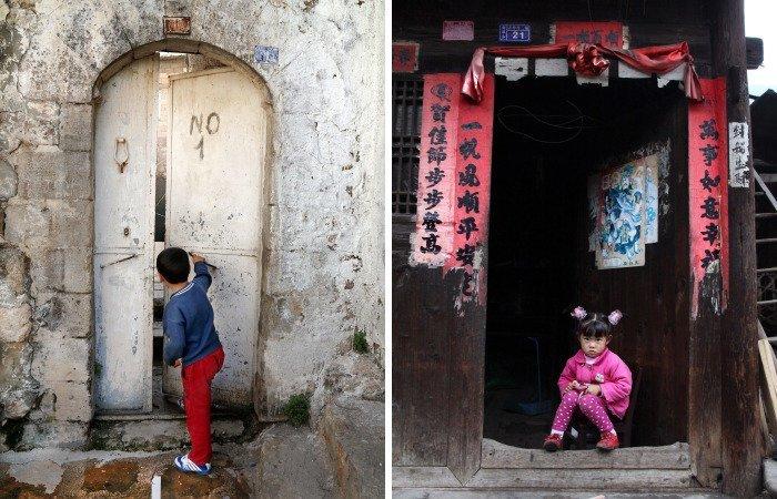 Путешественник 10 лет фотографировал двери в разных странах (26фото)