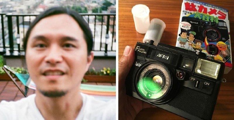 Японский журналист купил ретро-камеру за 60 копеек и доказал, что даже она делает крутые кадры (11фото+1гиф)
