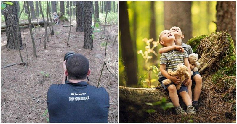 Как выглядят одни и те же места глазами обычного человека и профессионального фотографа (11фото)