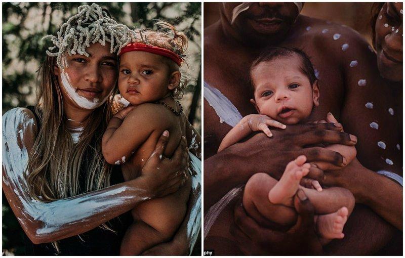 Удивительные фотографии новорожденных с культурным колоритом (22фото)