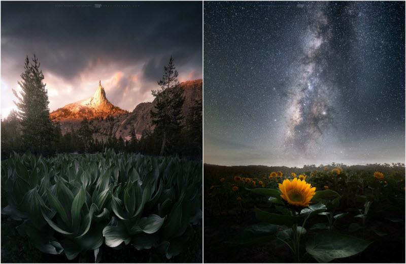 Захватывающие природные пейзажи Троя-Энтони Сондерса (26 фото)