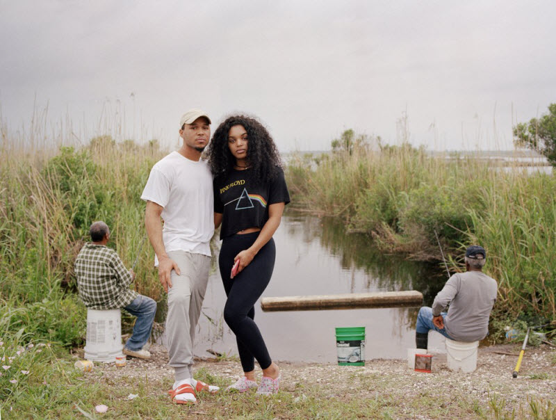 Американская глубинка в фотопроекте «Наизнанку» (24 фото)