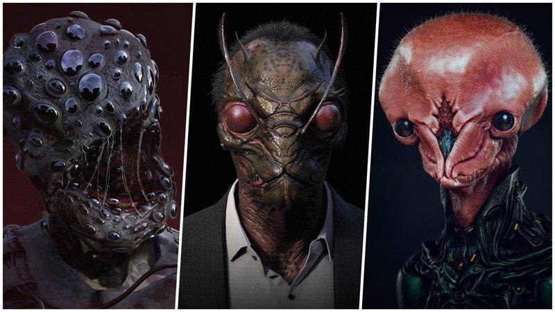Жуткие монстры, которых вы точно не хотели бы встретить в реальности (26фото)