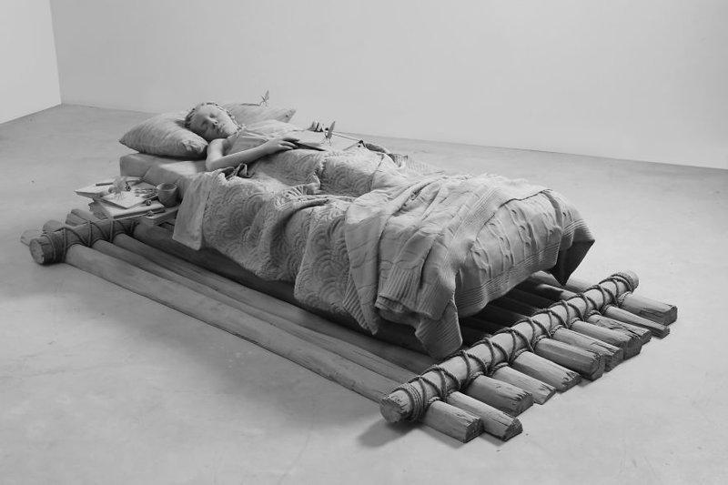 Невероятно реалистичные скульптуры Ханса Оп де Бека (30фото)