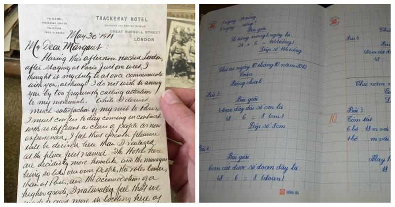 Искусство красивого письма: образцы идеального почерка, которые вы должны увидеть (51фото)