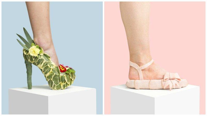 Обувные фантазии, которые понравятся и мясоедам, и веганам (31фото)