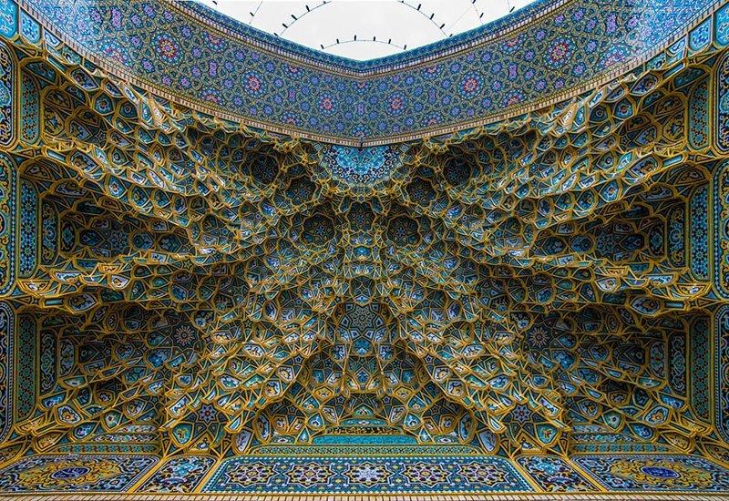 Чудеса исламской архитектуры (28фото)