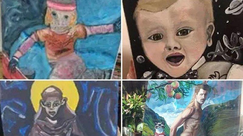 Искусство секонд-хэнд: ужас на витрине (18фото)