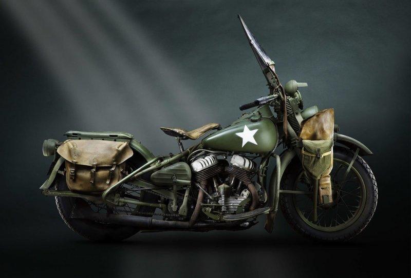 Отличные снимки довоенных мотоциклов от Пола Клифтона (19фото)
