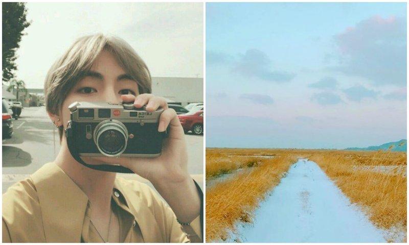 Участник популярной корейской K-pop группы заделался в фотографы (22фото)