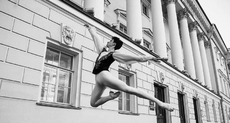 Красота русского балета: взгляд изнутри (78фото)