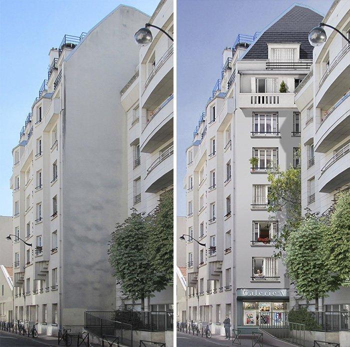 Патрика Коммеси и его фальшивые фасады (29фото)