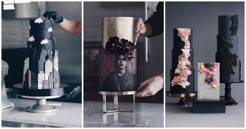 Мастера из российской кондитерской создают роскошные торты, которые жалко съесть (26фото)