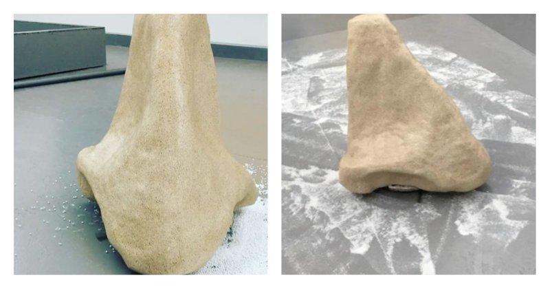 Искусство, которое мы заслужили: нос-пылесос собирал порошок на выставке (4фото)