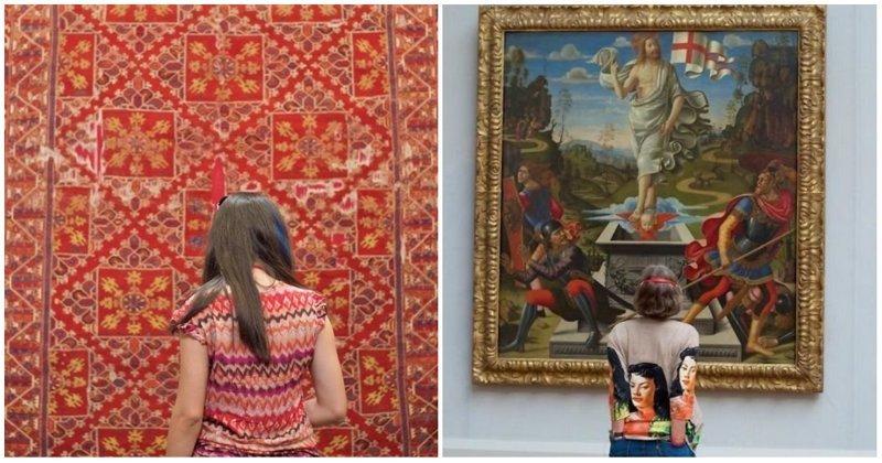 Фотограф провел в музеях целую вечность, чтобы сделать эти снимки (28фото)