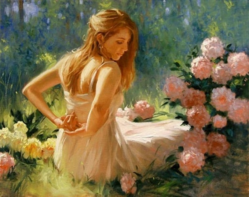 Художник Richard S. Johnson (91 фото)